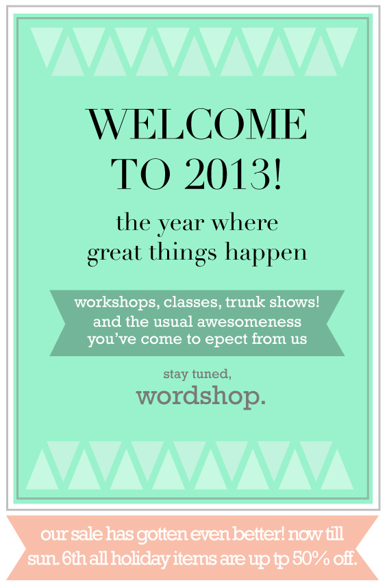new year highlands resolutions coming up workshops classes sales trunks show and events