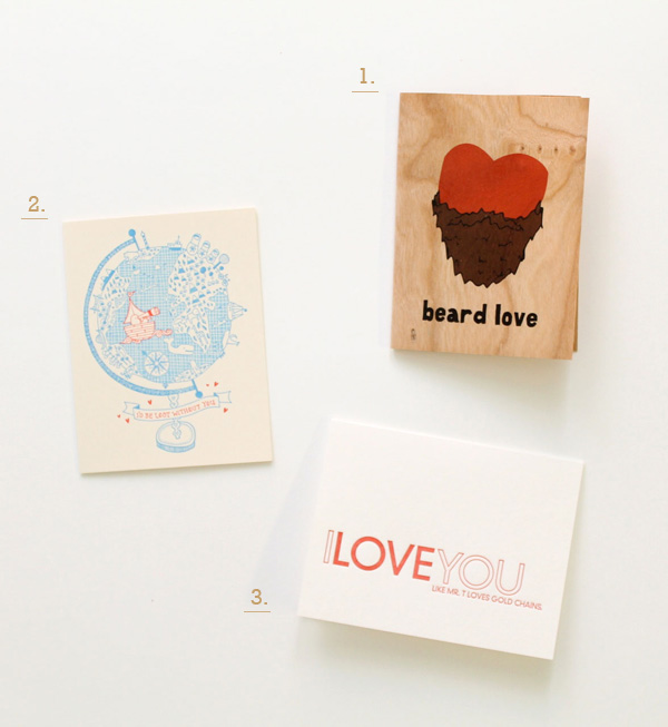 funny humor valentine's day romance letterpressed wooden card sustainable denver