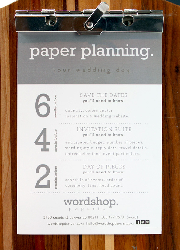 when to order save the dates when to order wedding invitations when to order thank you denver paper planning highlands