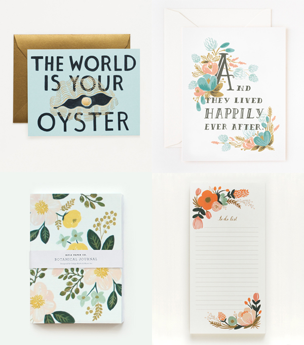 hand illustrated crafted paper greetings blue card the world is your oyster wedding card happily ever after watercolor flowers journal black pages hand illustrated floral notepad to do list