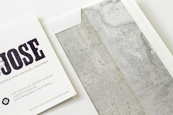 wedding invitation map and atlas trend
