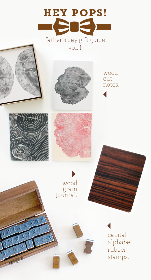 wood grain journal, wood grain cut notes, greetings cards, stationery, alphabet rubber stamps
