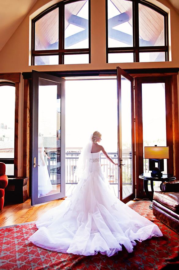 Vail Colorado Wedding Dress