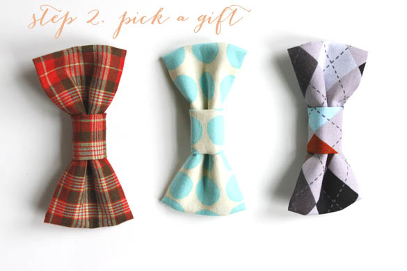 Bowties for your little guy