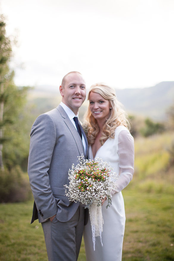 Colorado Chic Wedding