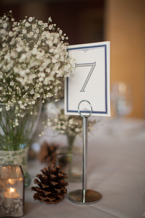 Soft Romantic Rustic Wedding Decor