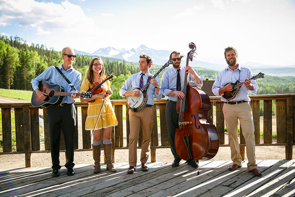 Colorado Blue Grass Band