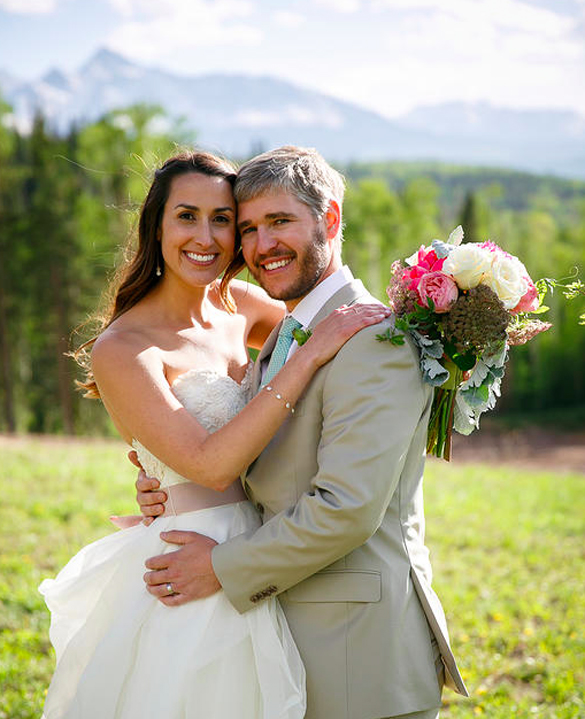 Rocky Mountain Wedding at Gorrono Ranch in Telluride, CO