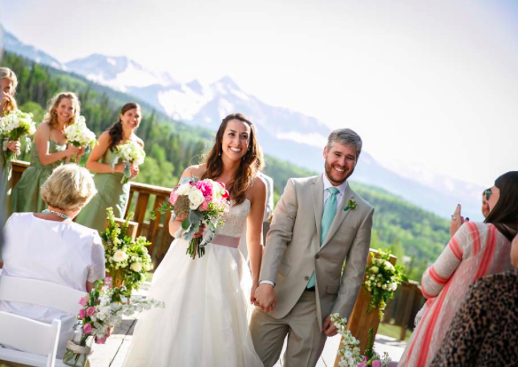 Telluride Colorado Ranch Wedding