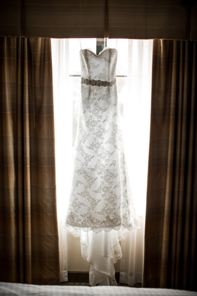 Denver Lace Wedding Dress