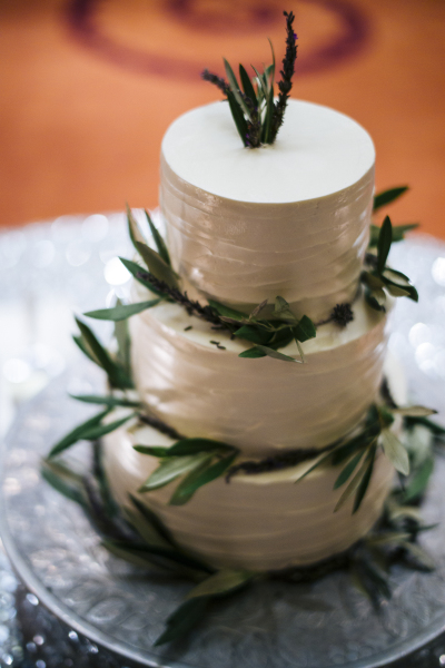 Denver Wedding Cake