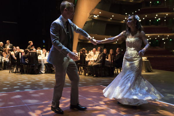 Denver Opera House Wedding
