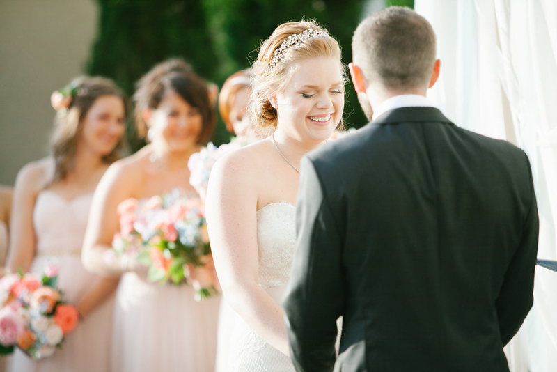 Blush & Nude Denver Wedding Ideas
