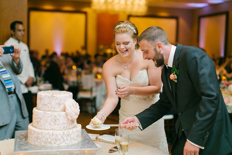 Denver Four Seasons Hotel Wedding