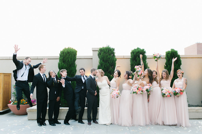 Denver Blush Wedding