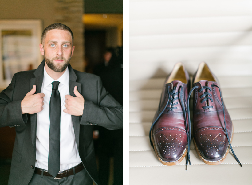 Denver Wedding Grooms Attire