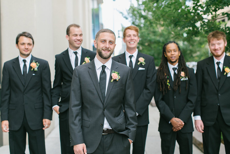 Downtown Denver Wedding | Four Seasons Hotel Denver