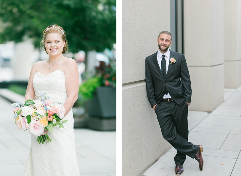 Denver Wedding Portraits