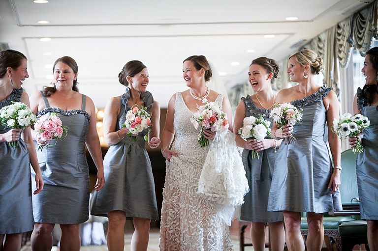 Brown Palace Wedding Party | Denver CO