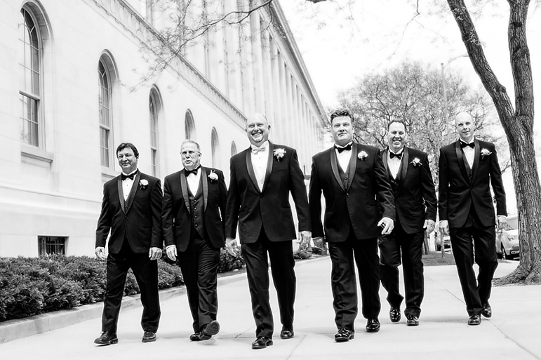 Classic Denver Brown Palace Hotel wedding