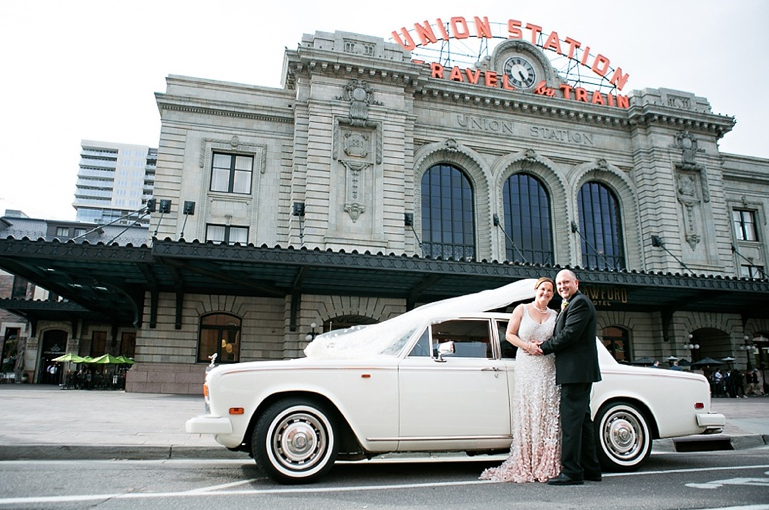 Denver Union Station wedding ideas